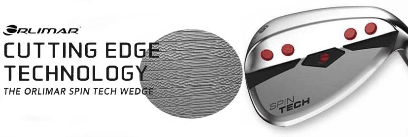 orlimar spin tech wedge