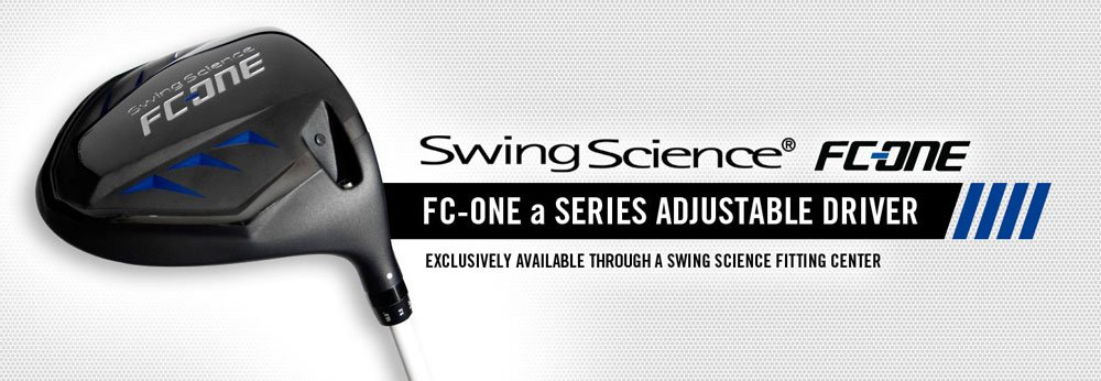 swing science fc one adjustable driver