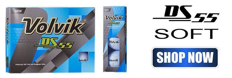 new volvik ds-55 soft golf balls
