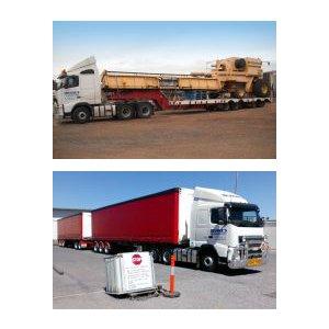 irvine transport heavy truck