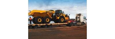 irvine transport heavy haulage