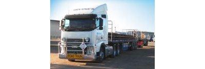 irvine transport transportation truck