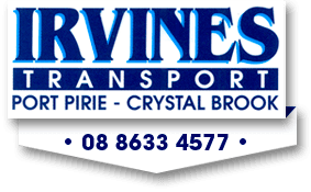 irvine transport logo