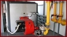 installazione caldaie industriali