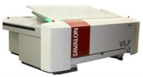 una stampante Avalon Vlf