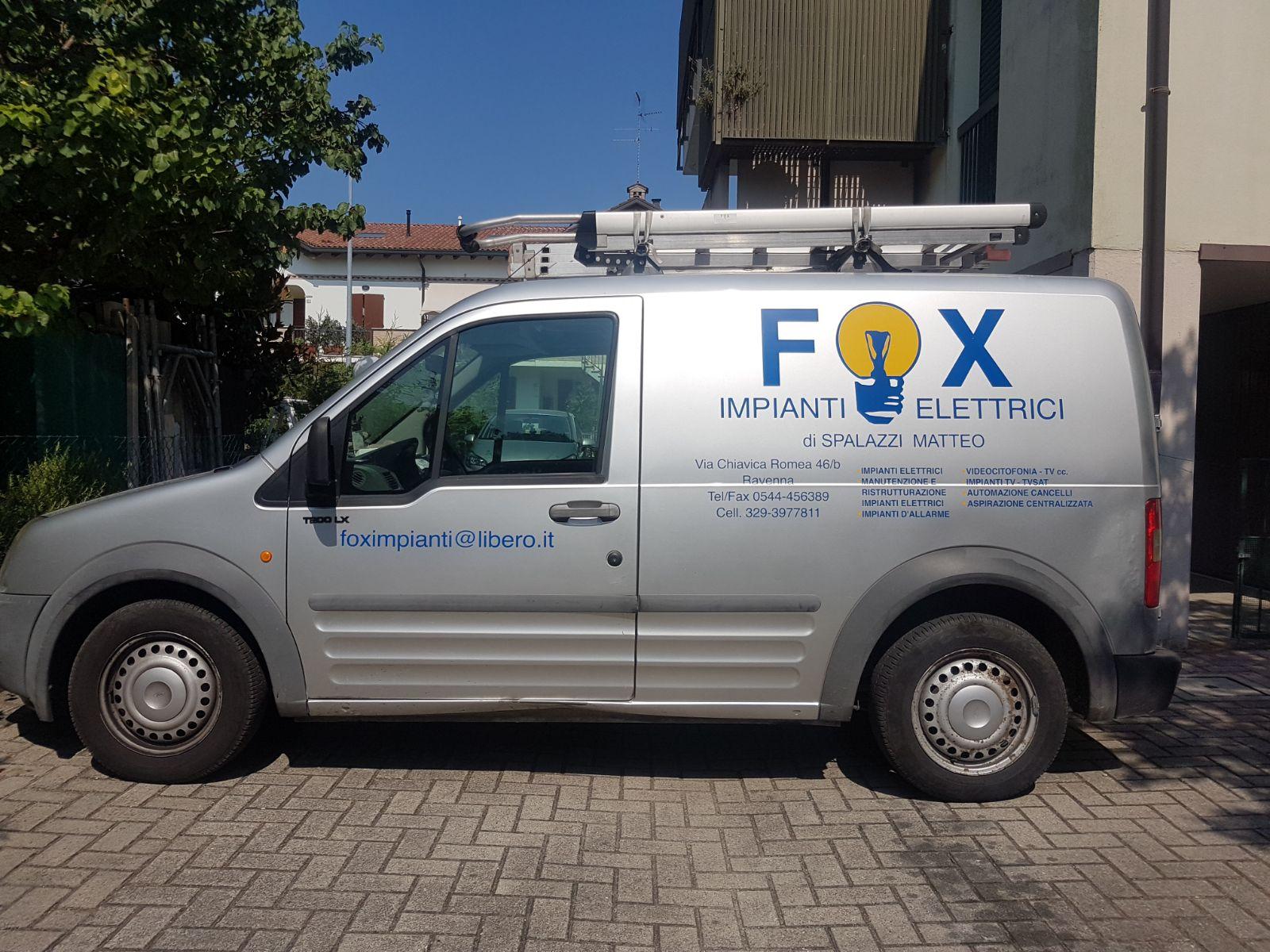 fox impianti elettrici