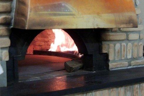 pizza legna