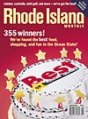Rhode Island Monthly (Best of 00' Issue Cover)