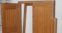 persiane in legno, finestre in legno, finestre a ribalta