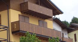 balconi, rivestimenti per esterno ante in legno