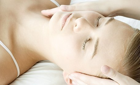 Reiki beauty treatments
