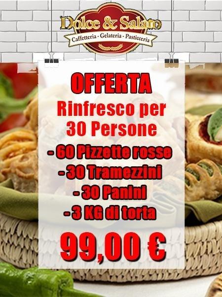offerta rinfreschi roma