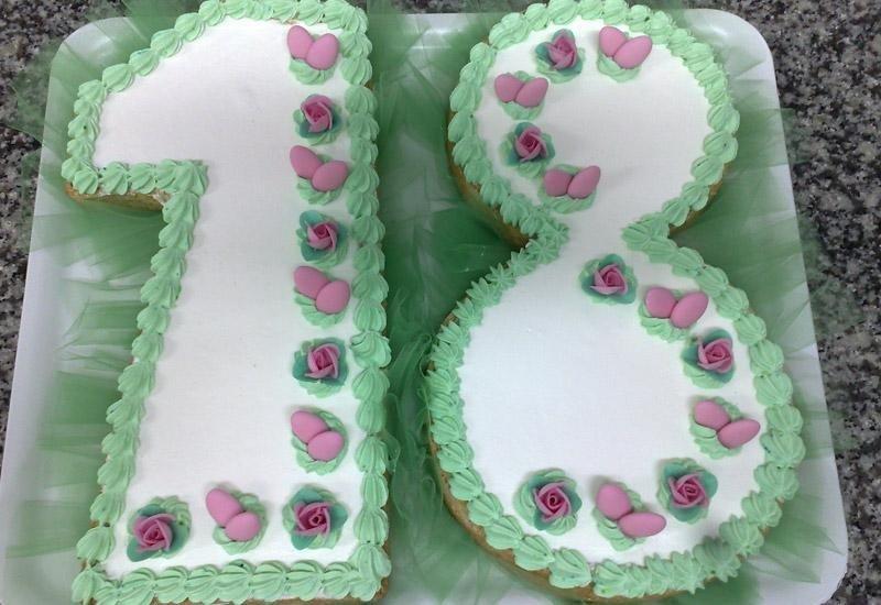 Torta per diciottesimo compleanno
