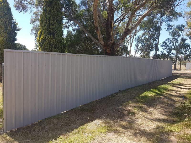 white rail fence