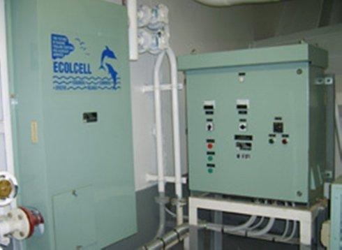 Impianto di Elettroclorazione