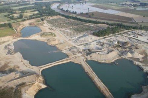 Vista Aerea Impianto 2,4 MW