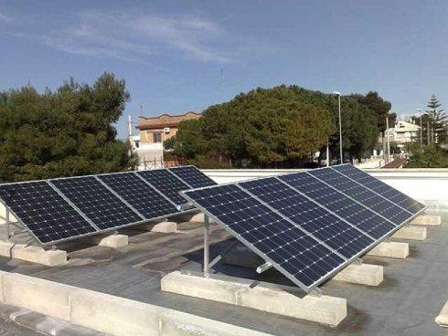 Impianto fotovoltaico 2,8 kW civile abitazione