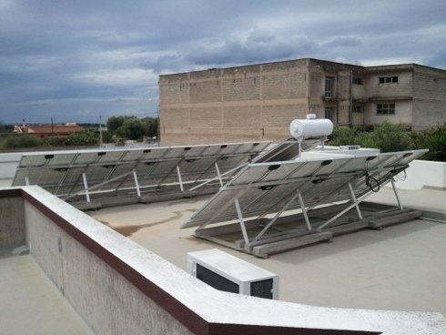 Impianto Fotovoltaico 3,00 kWp e Solare Termico 250lt