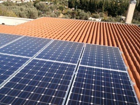 Impianto Fotovoltaico 3,00 kWp - su falda