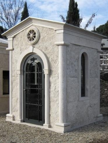 Cappella con colonne
