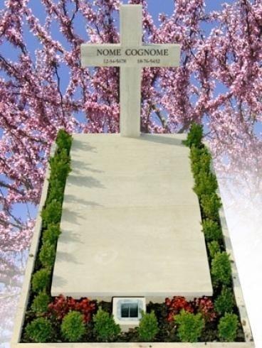 Monumentini per tombe