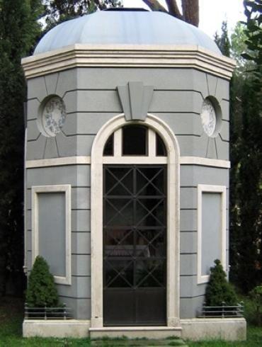 Cappella cimiteriale a cupola