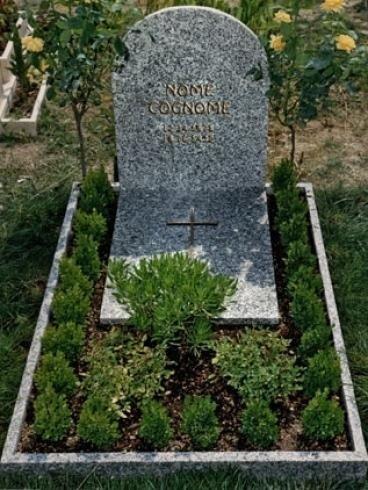 Monumentini cimiteriali