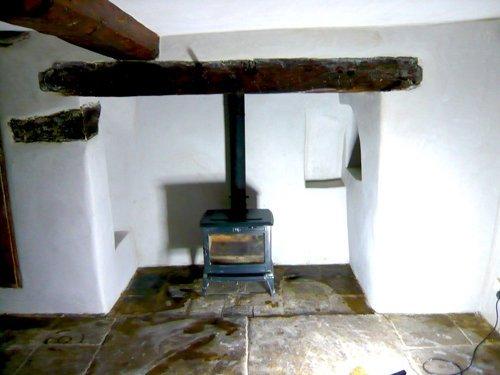 burner setup