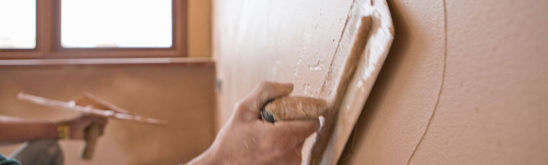 Internal plastering services
