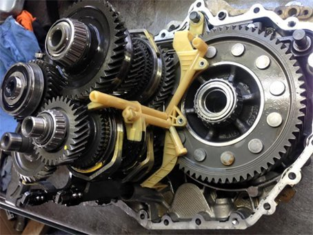 manual gearbox service by Mr Transmissions