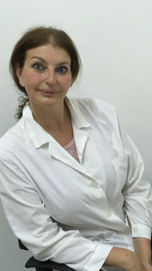 Dottoressa di chirurgia estetica