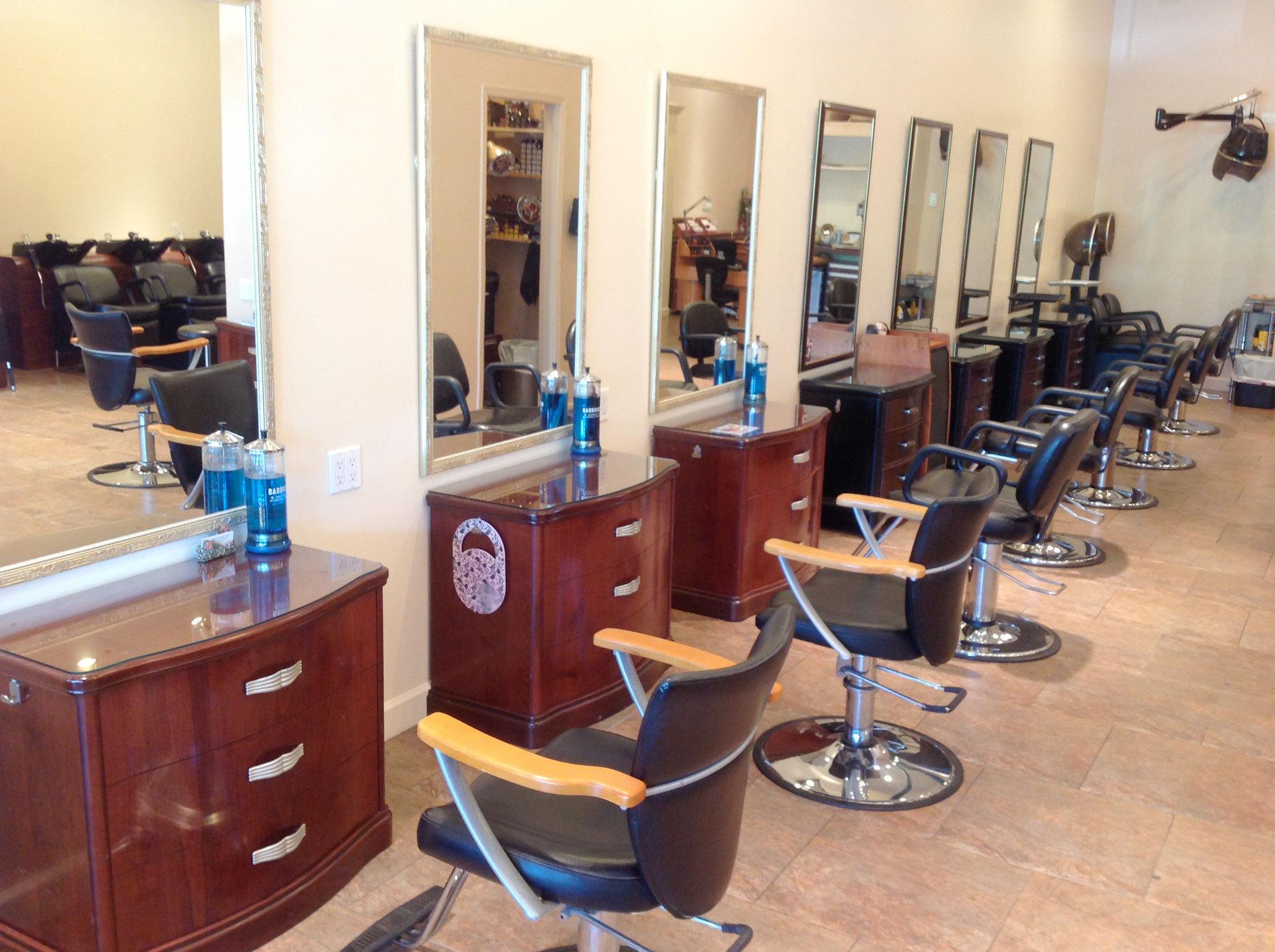 John Michael Salon Woodbury Ny Home