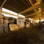 magazzino deposito rottami