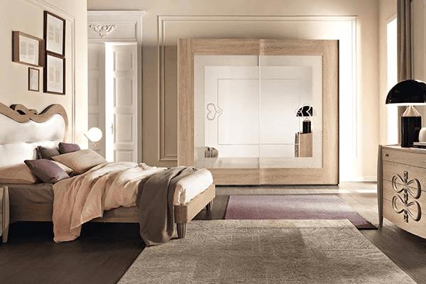 camere da letto classiche e moderne