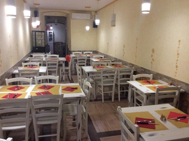 Pizzeria del Centro a Busalla