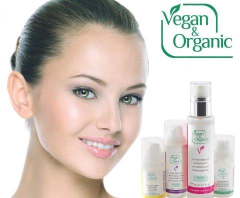 Linea cosmetica vegana