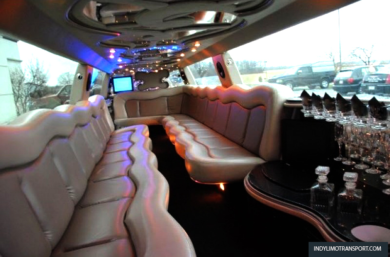 Hummer Limousine Indianapolis
