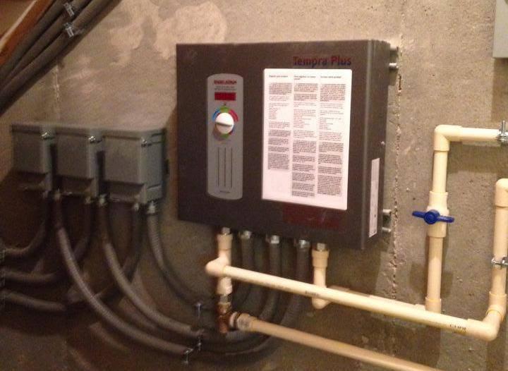 Water heater in Lexington, KY