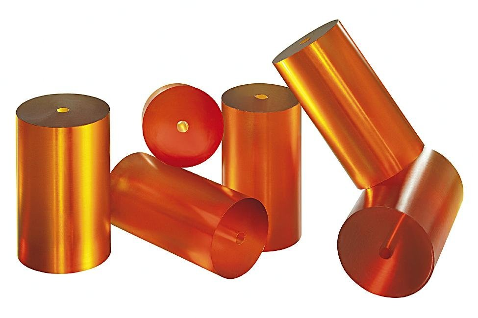 cilindri arancioni