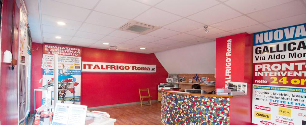 Italfrigo Roma