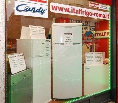 negozio di elettrodomestici