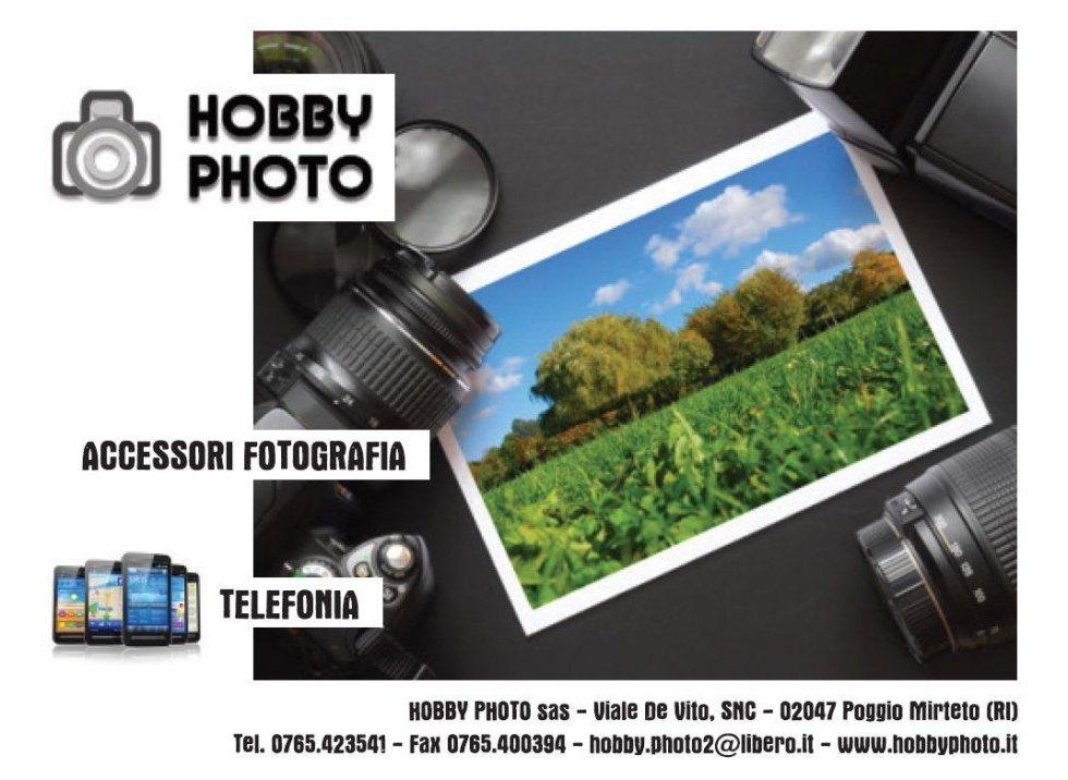 HOBBY PHOTO, TELEFONIA, ACCESSORI PER LA FOTOGRAFIA, POGGIO MIRTETO