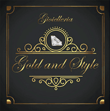 GOLD AND STYLE - LOGO