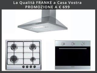 offerta promozione elettrodomestici cucina franke