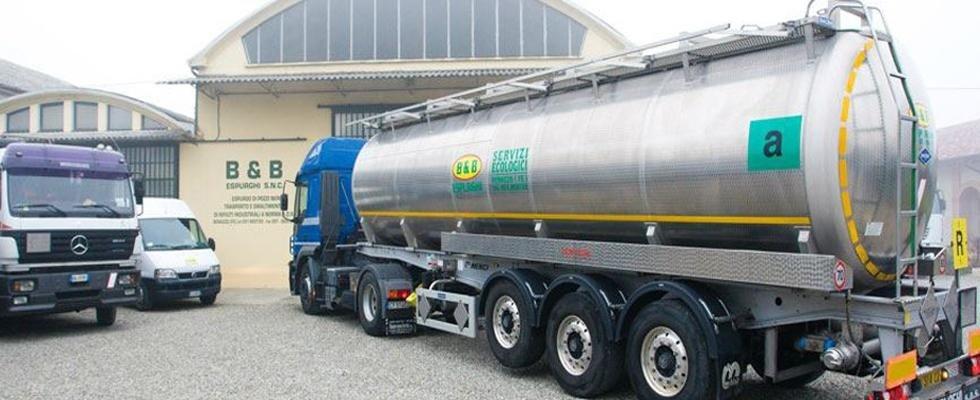trasporto gas infiammabili