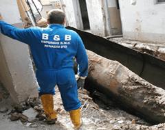 servizio di pronto intervento ambientale