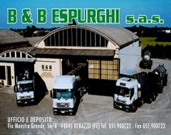 B6B spurghi servizio disponibile tutto il giorno