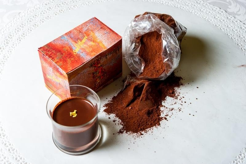 souvenir di cioccolata