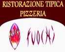 logo ristorante pizzeria Fuochi