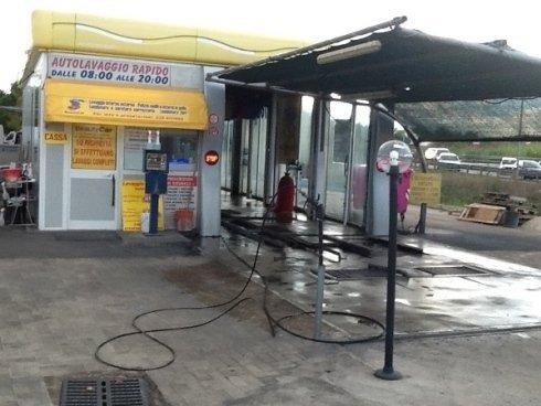 lavaggio auto self service